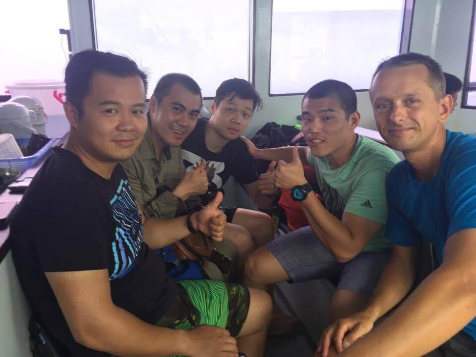 Pattaya Scuba Adventures Dive Customers (3)