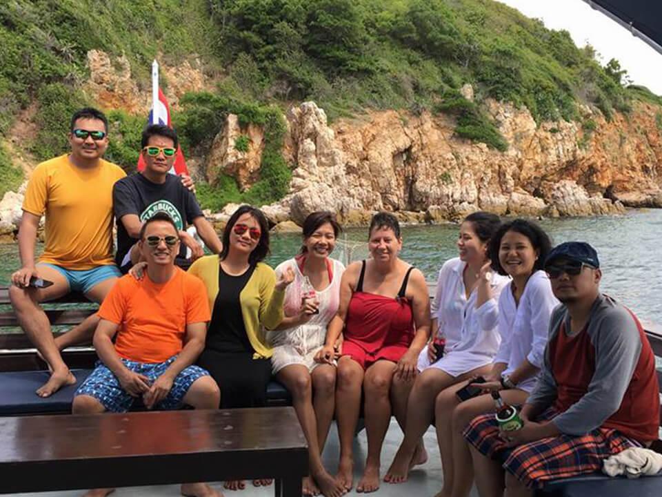 Pattaya Scuba Adventures Thailand Dive Trips
